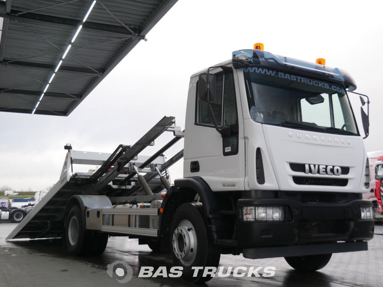 foto di Nuovo Motrice IVECO Eurocargo ML150E22H 4X2