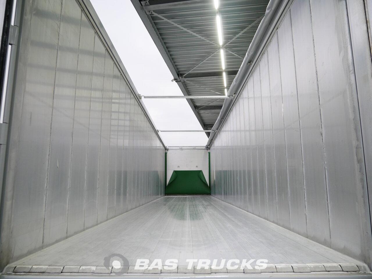 foto di Nuovo Semirimorchio Knapen K100 90m3 6mm Floor New Unused assi