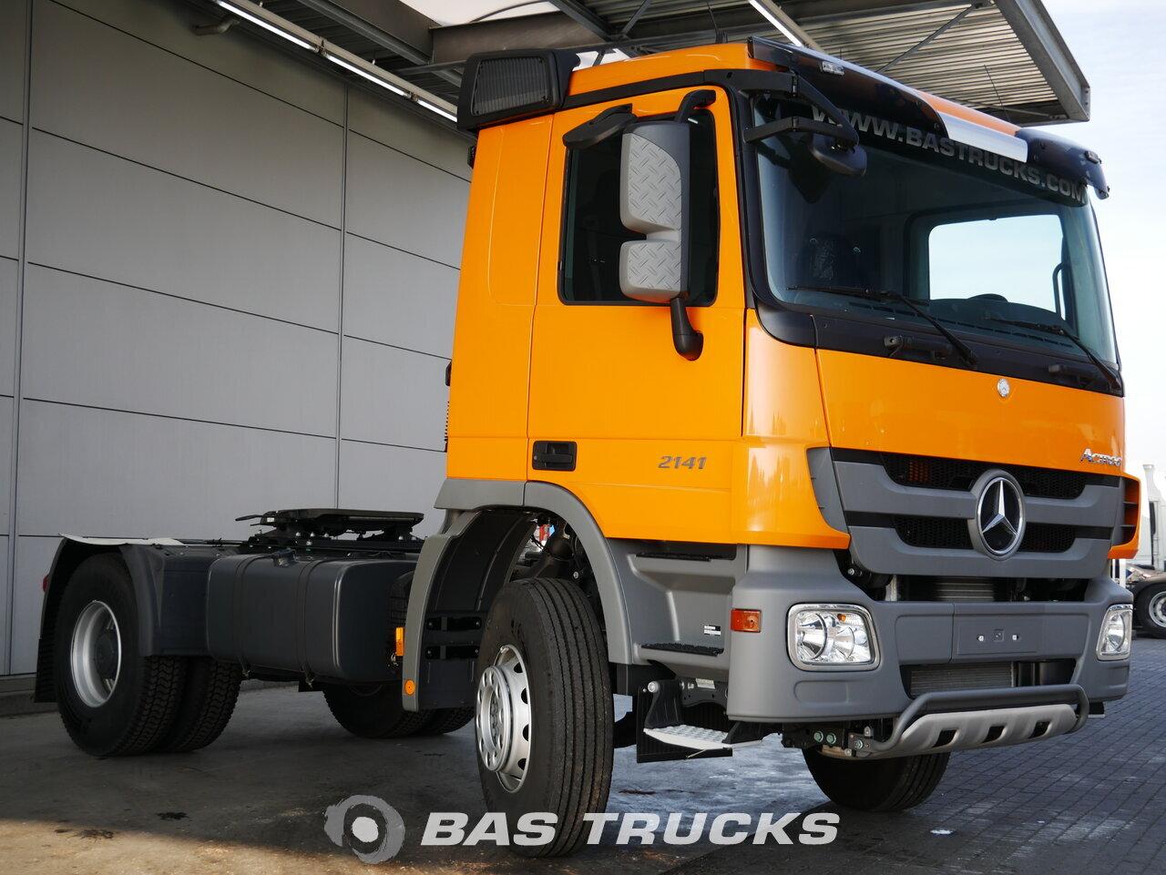foto di Nuovo Trattore Mercedes Actros 2141 S 4X2
