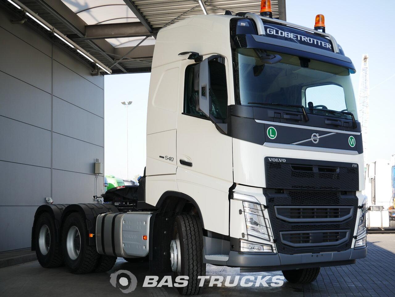 foto di Nuovo Trattore Volvo FH 540 6X4