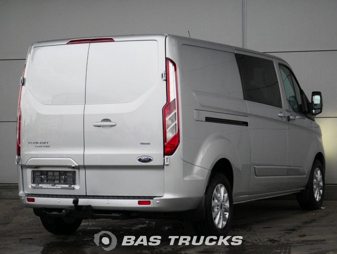 foto di Nuovo Veicolo commerciale leggero Ford Transit Custom