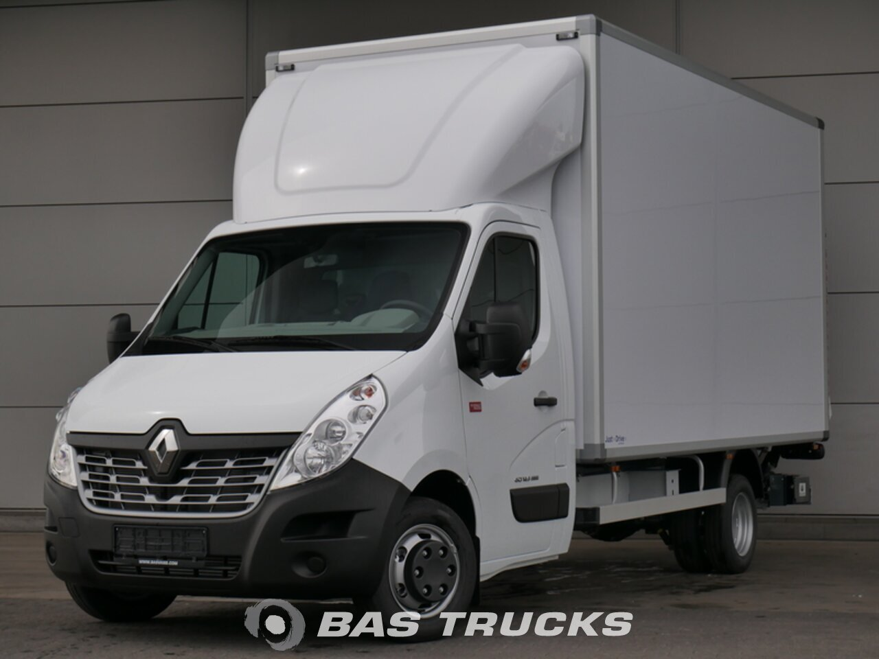 foto di Nuovo Veicolo commerciale leggero Renault Master