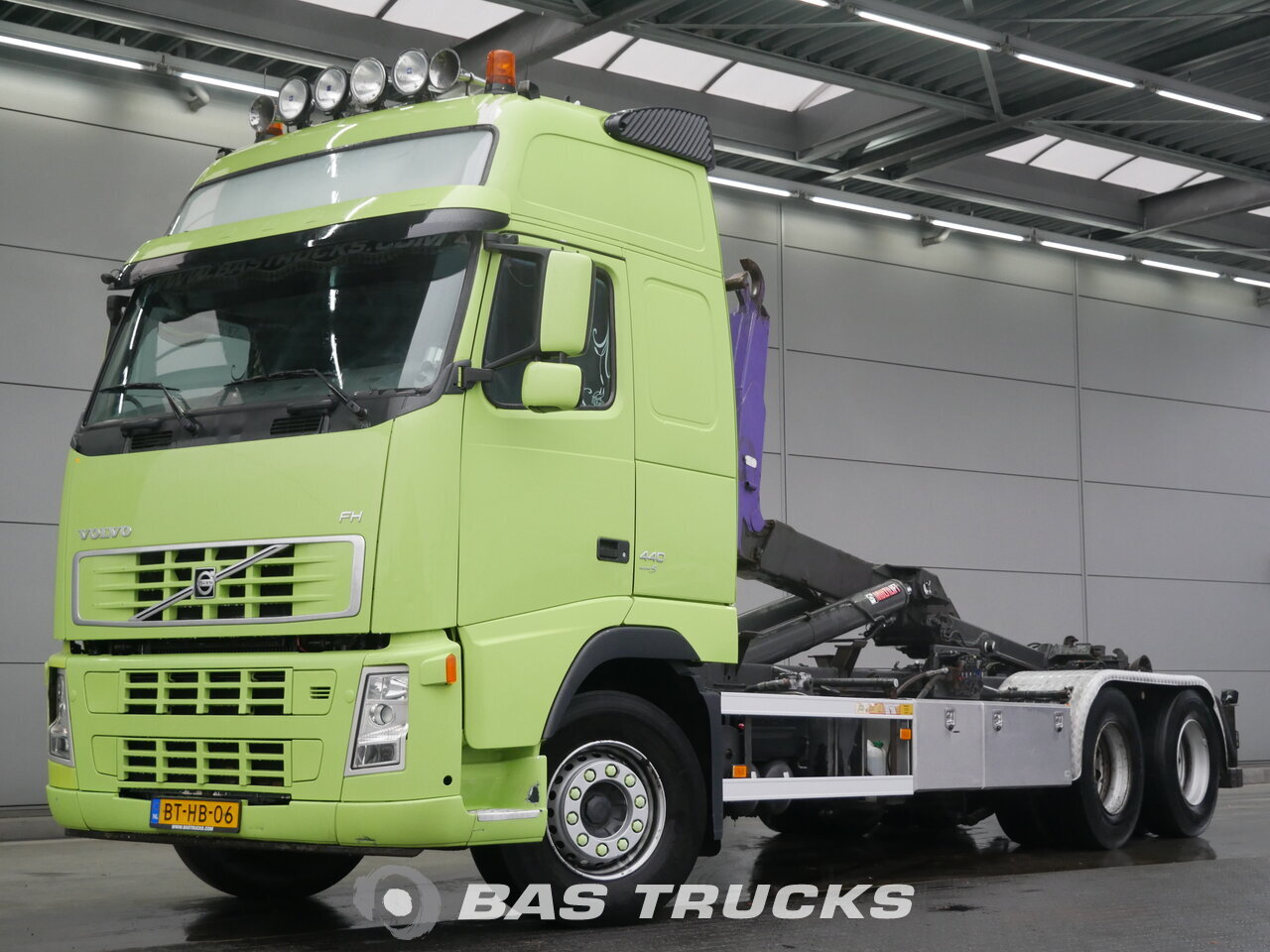 volvo fh 440 xl camion euro 5 28200 bas trucks. Black Bedroom Furniture Sets. Home Design Ideas