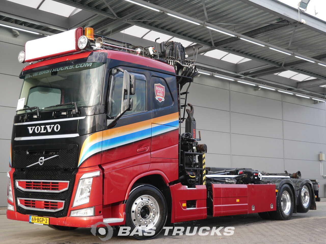 volvo fh 540 camion euro 6 149800 bas trucks. Black Bedroom Furniture Sets. Home Design Ideas