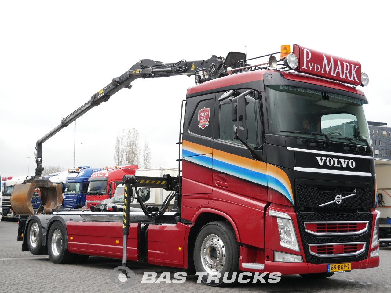 volvo fh 540 camion euro 6 149800 bas trucks. Black Bedroom Furniture Sets. Home Design Ideas