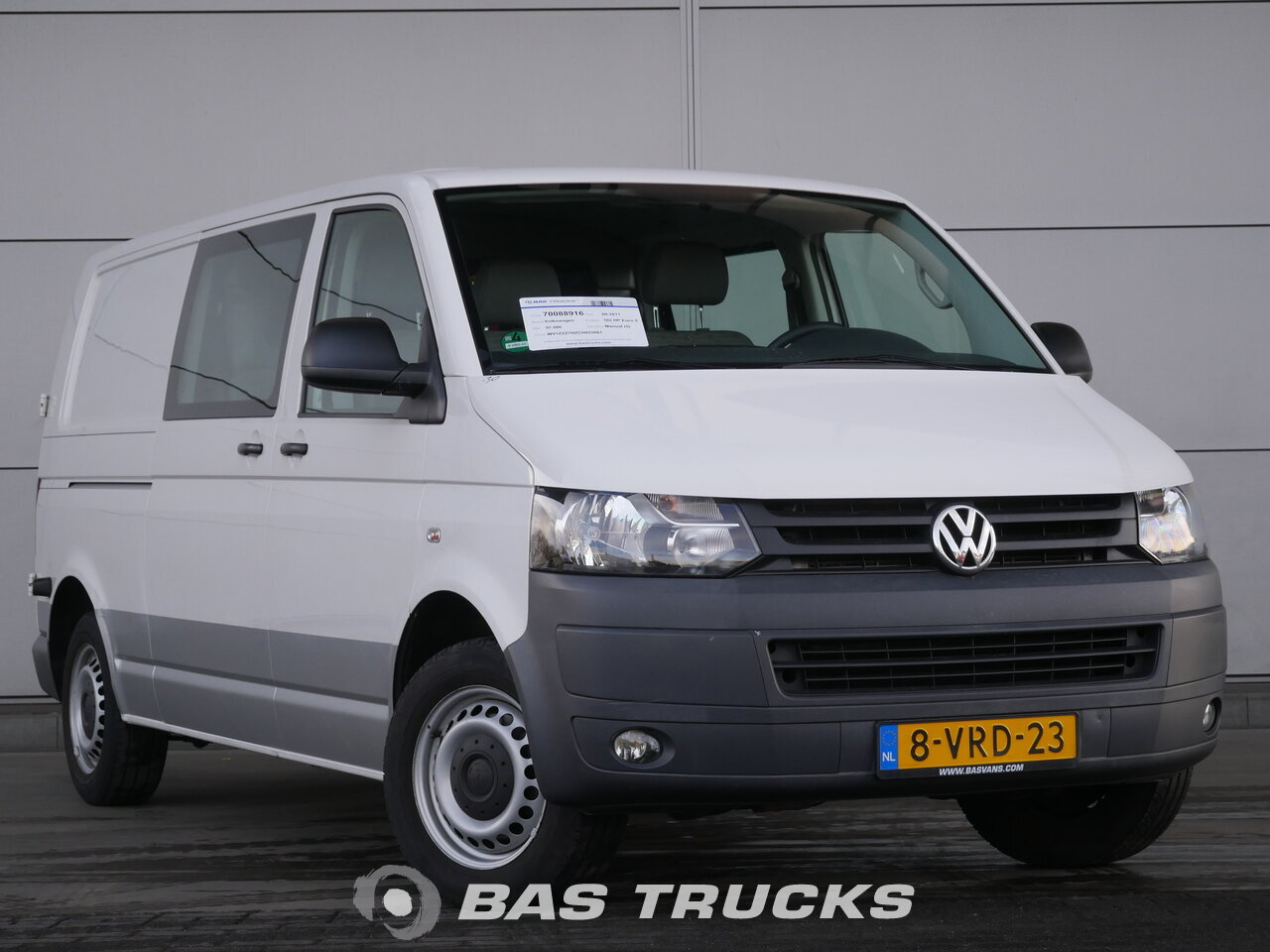 volkswagen transporter lcv euro 5 13900 bas trucks. Black Bedroom Furniture Sets. Home Design Ideas