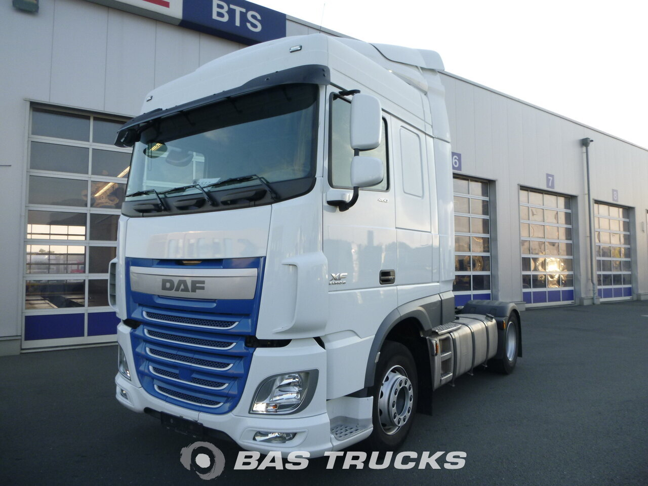 daf xf 460 sc dortmund de tracteur euro 6 49900 bas trucks. Black Bedroom Furniture Sets. Home Design Ideas