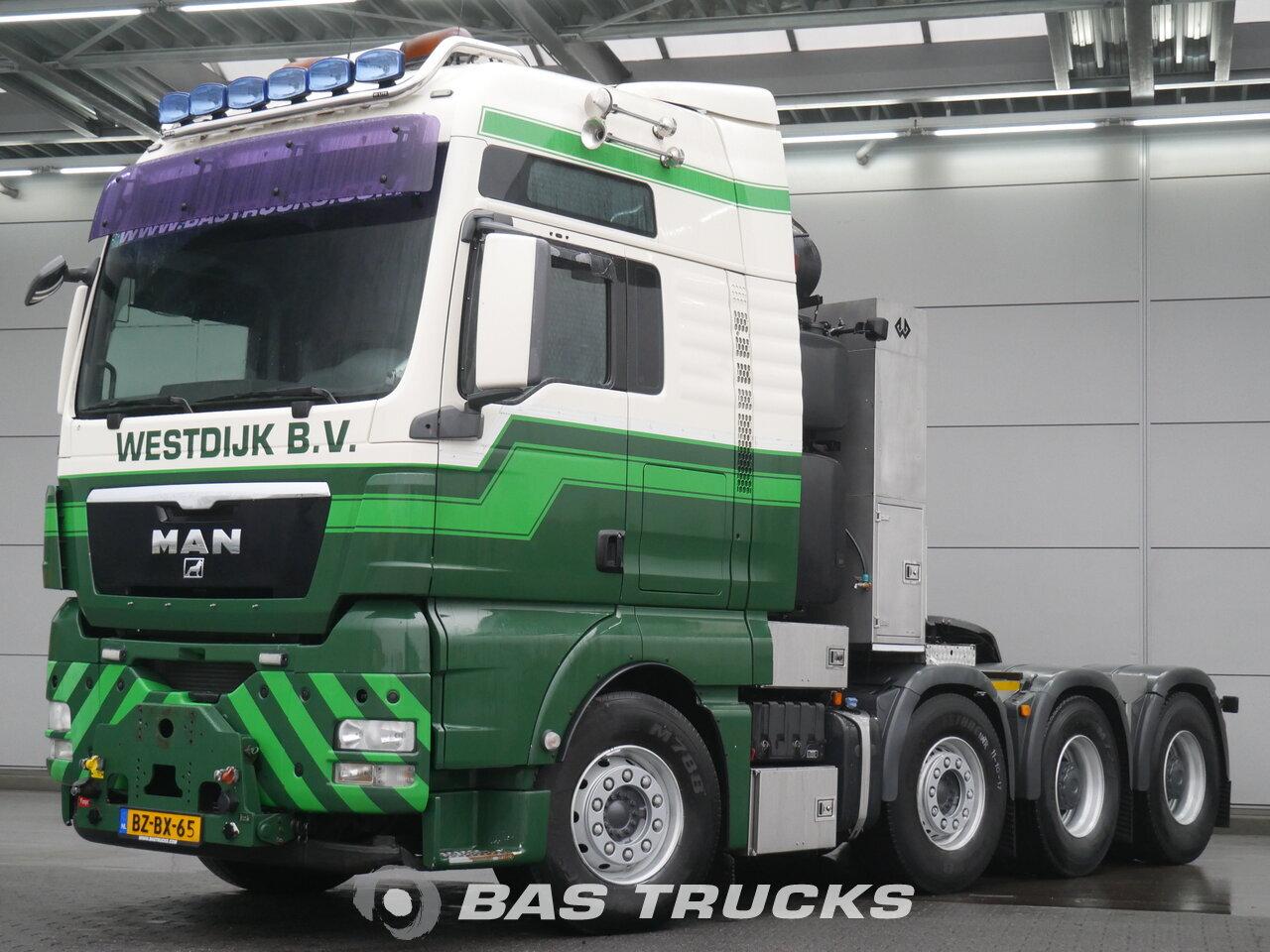 man tgx xxl tracteur euro 5 57800 bas trucks. Black Bedroom Furniture Sets. Home Design Ideas