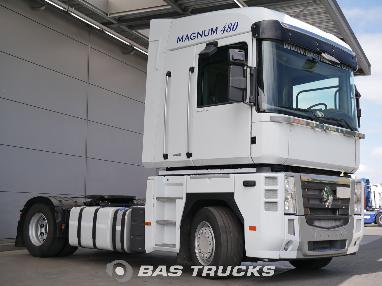 renault magnum 480 tracteur euro 5 16600 bas trucks. Black Bedroom Furniture Sets. Home Design Ideas