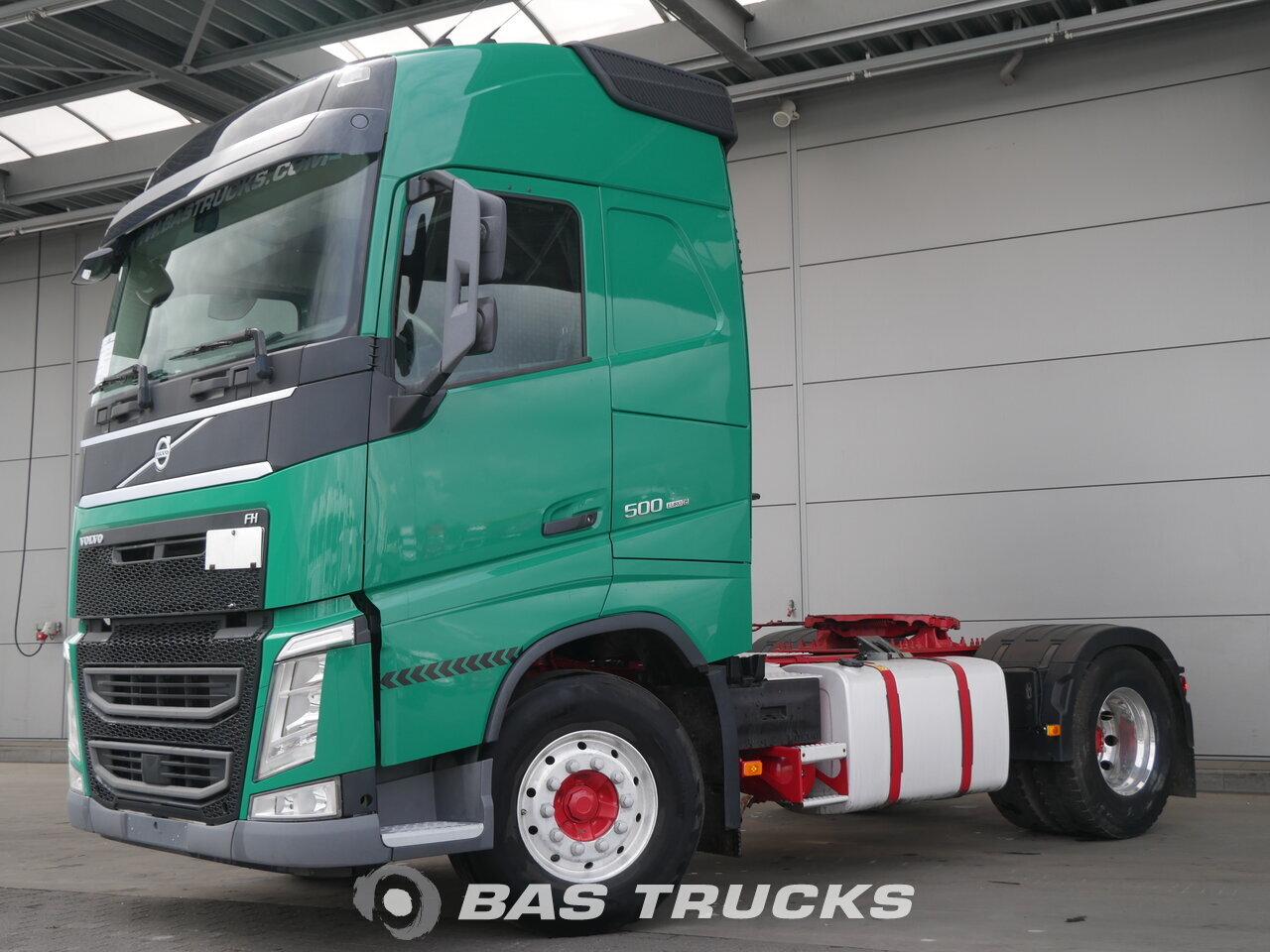 volvo fh 500 tracteur euro 6 37800 bas trucks. Black Bedroom Furniture Sets. Home Design Ideas