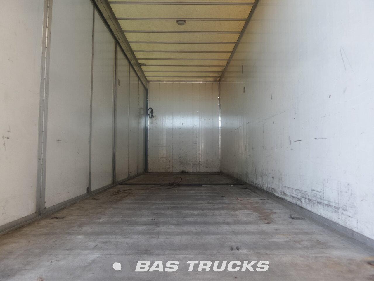 photo de Occasion Camion + Remorque MAN 12.225 LLC 4X2 2004