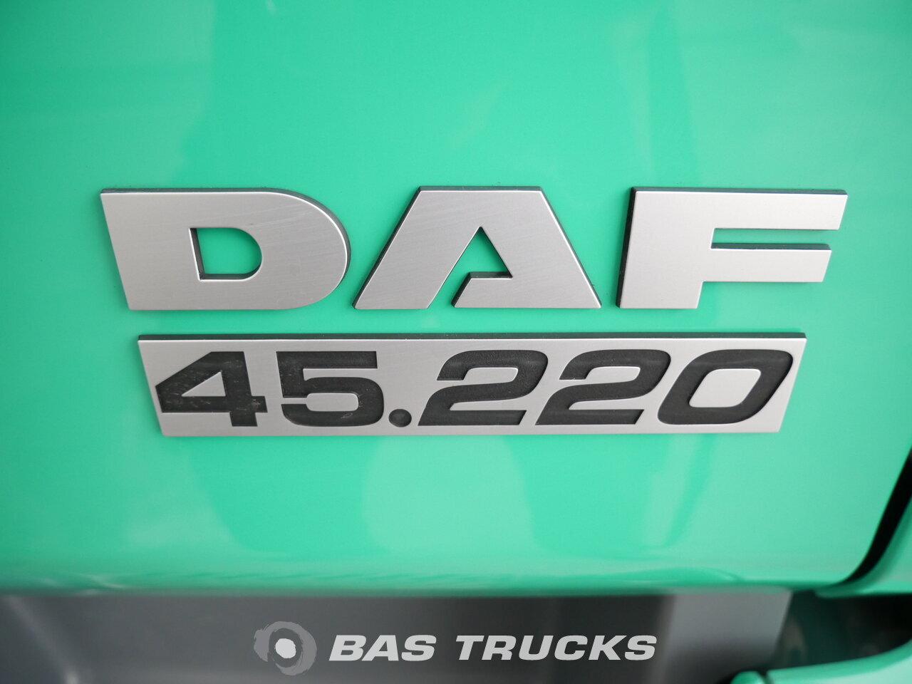 photo de Occasion Camion DAF 45LF220 4X2 2013
