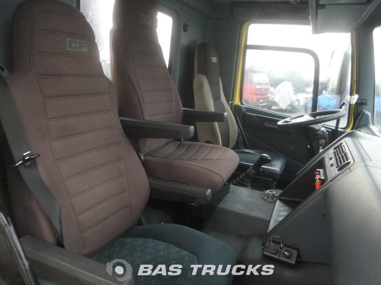 photo de Occasion Camion DAF 75CF250 4X4 2002