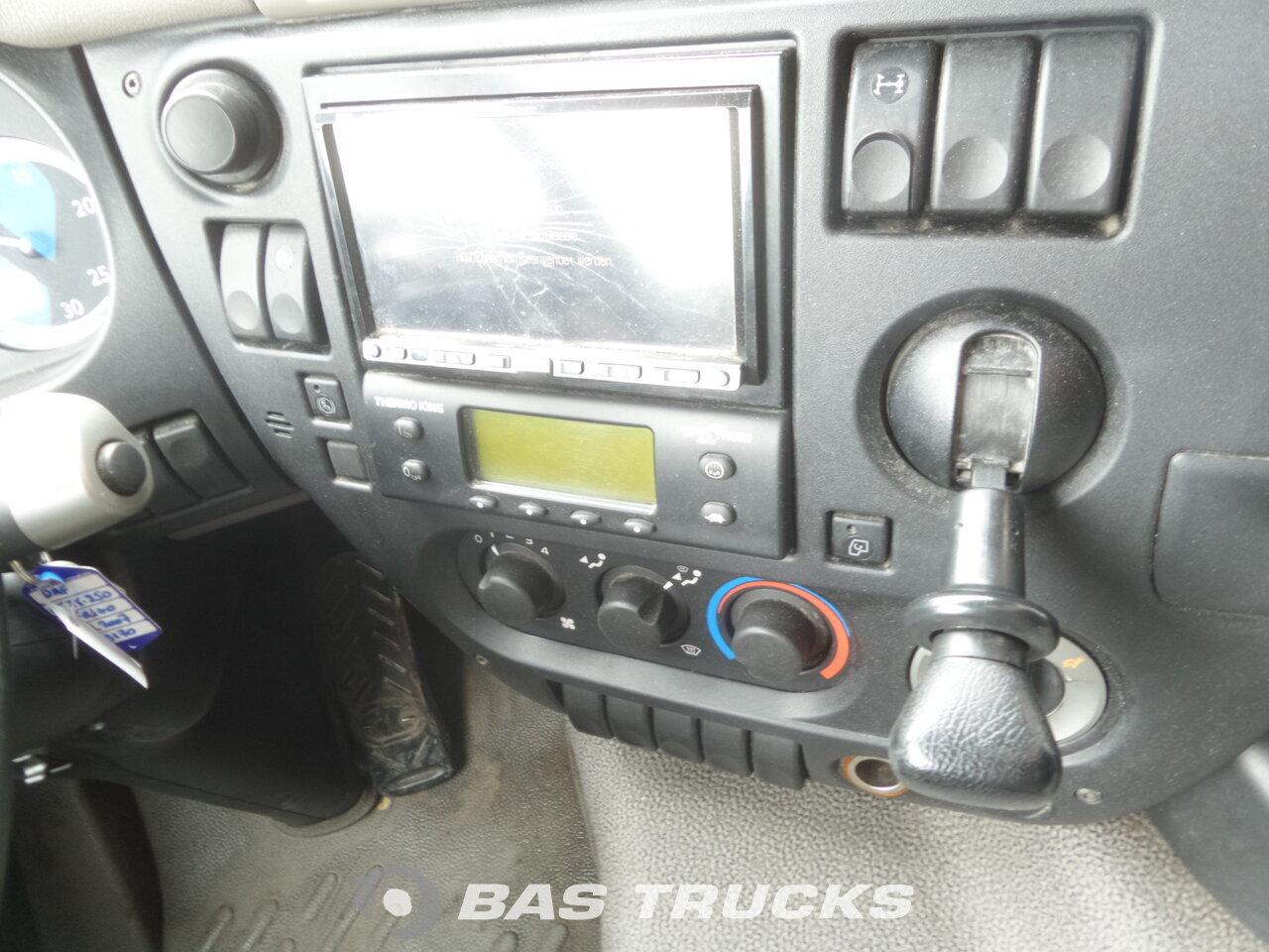 photo de Occasion Camion DAF CF75.250 4X2 2007
