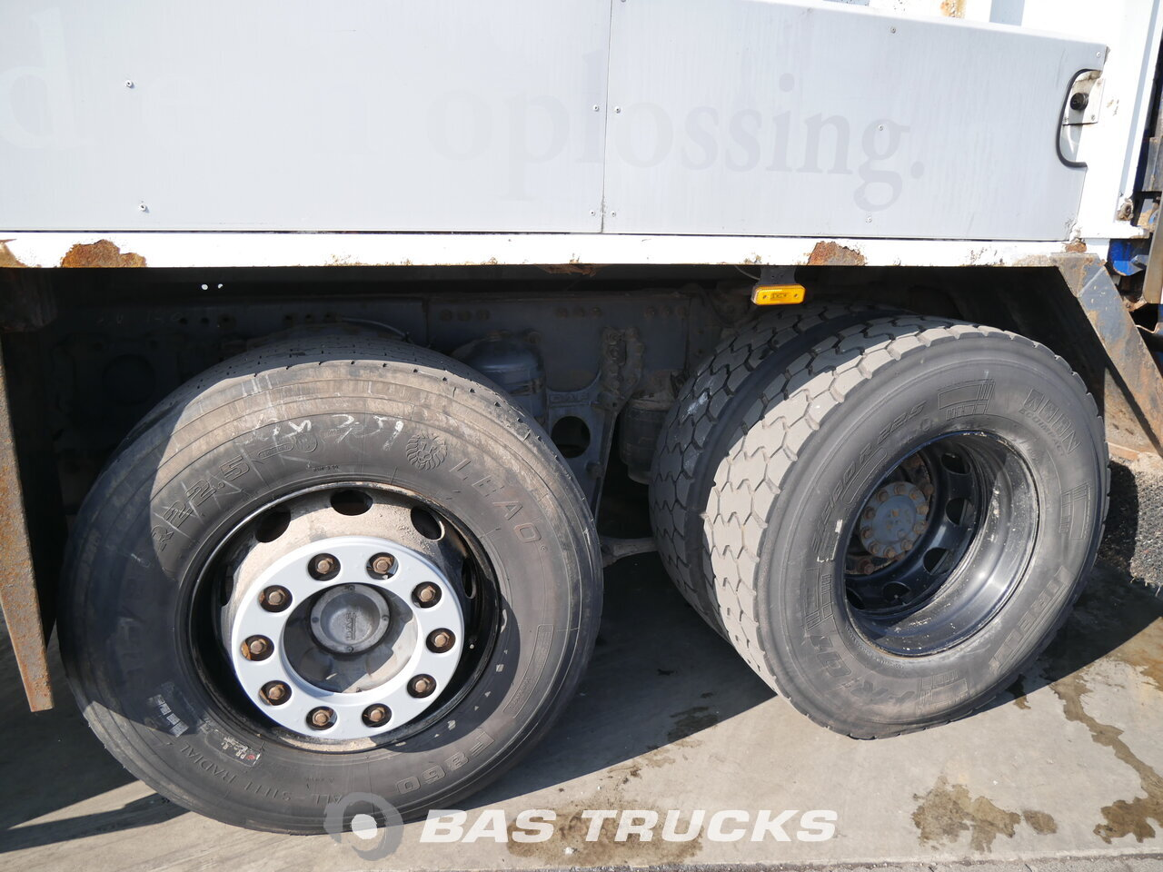 photo de Occasion Camion DAF CF75.250 6X2 2004