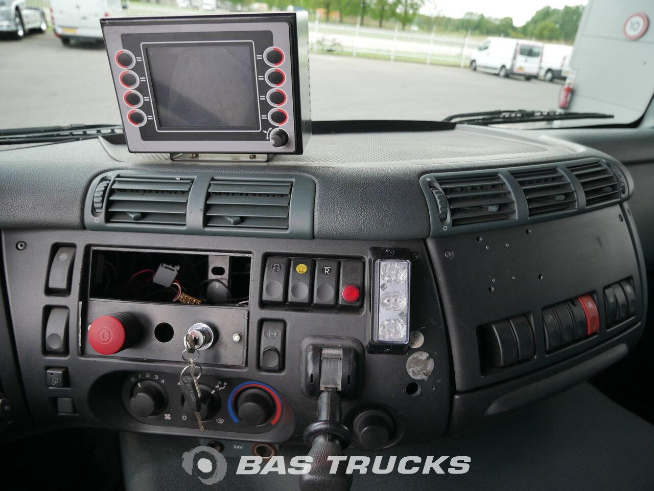 photo de Occasion Camion DAF CF75.250 6X2 2006