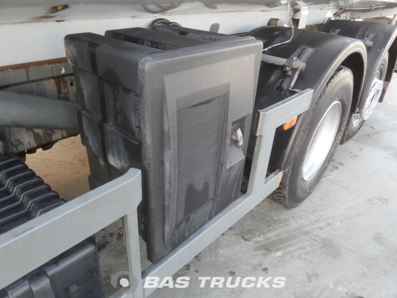 photo de Occasion Camion DAF CF75.250 RHD 6X2 2004