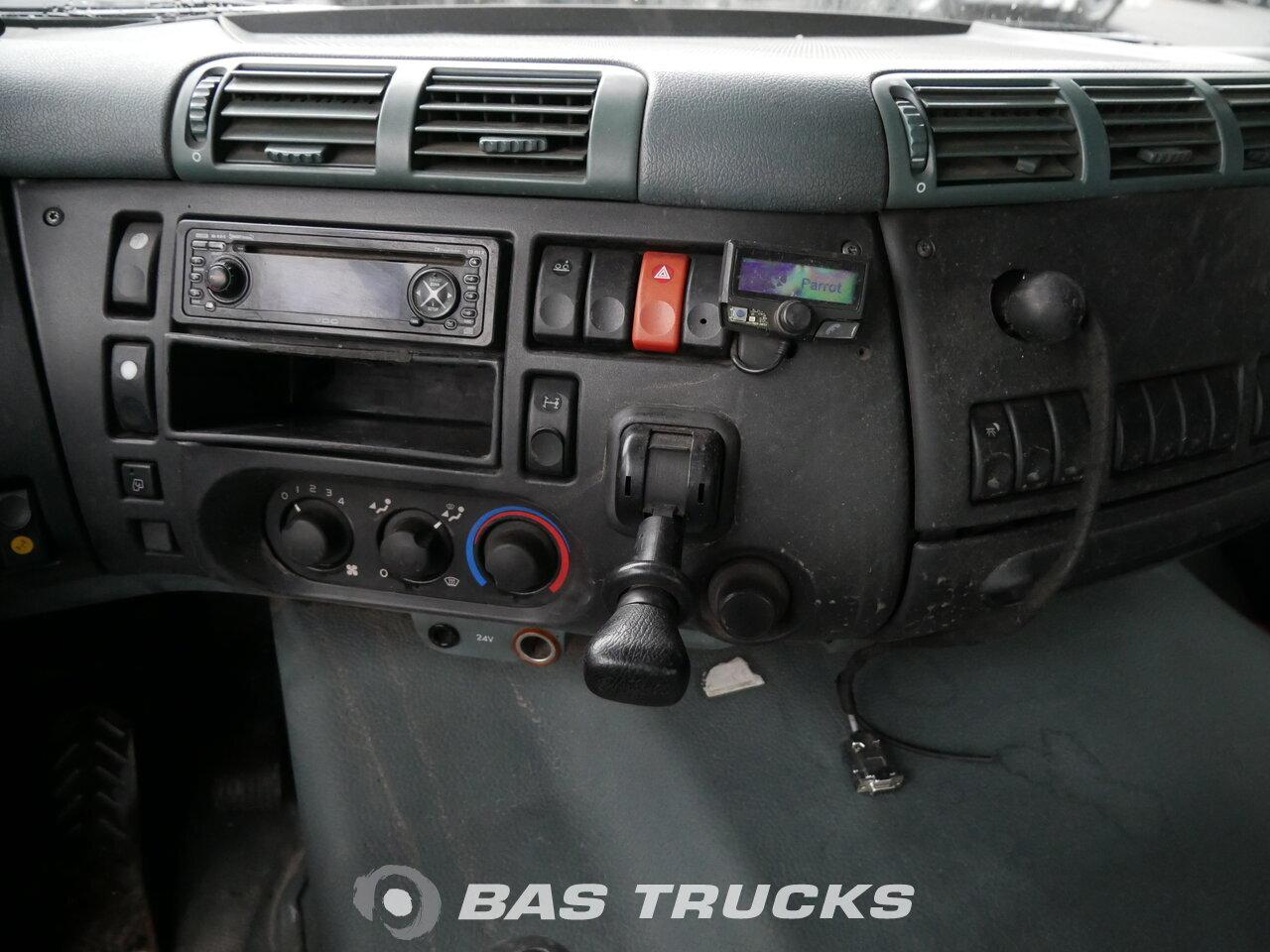 photo de Occasion Camion DAF CF85.380 6X2 2002