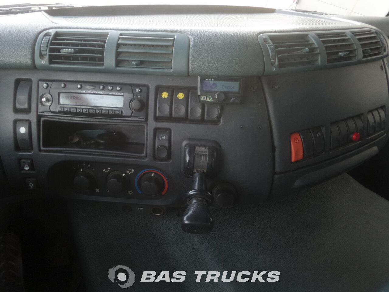 photo de Occasion Camion DAF CF85.380 6X2 2003