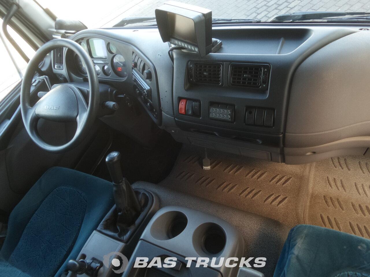photo de Occasion Camion DAF LF45.150 4X2 2002