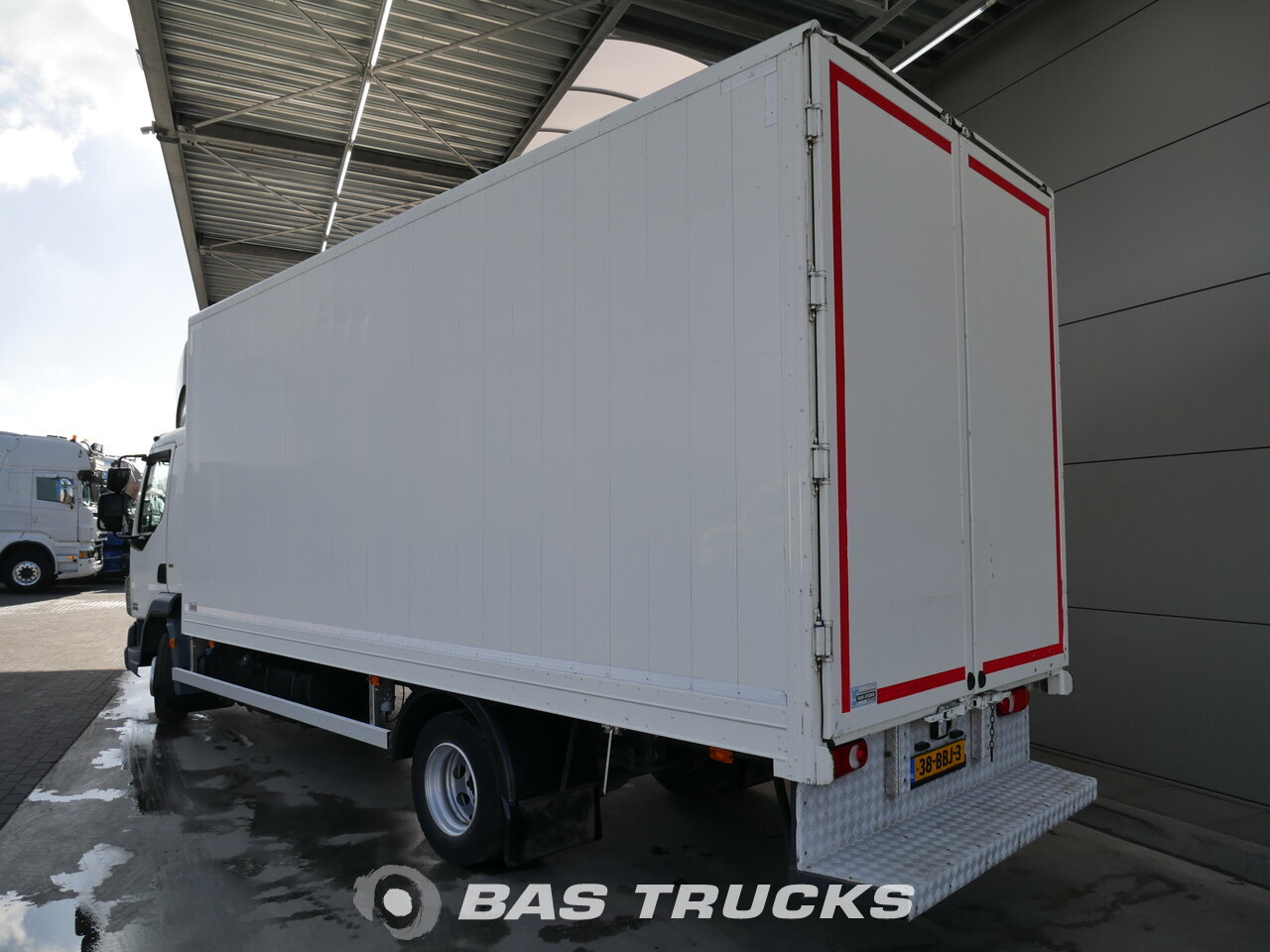 photo de Occasion Camion DAF LF45.180 4X2 2012