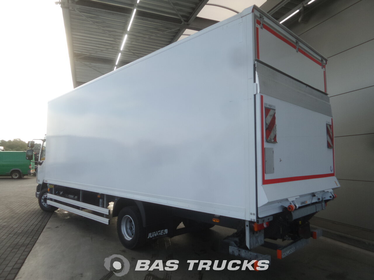 photo de Occasion Camion DAF LF45.220 4X2 2014