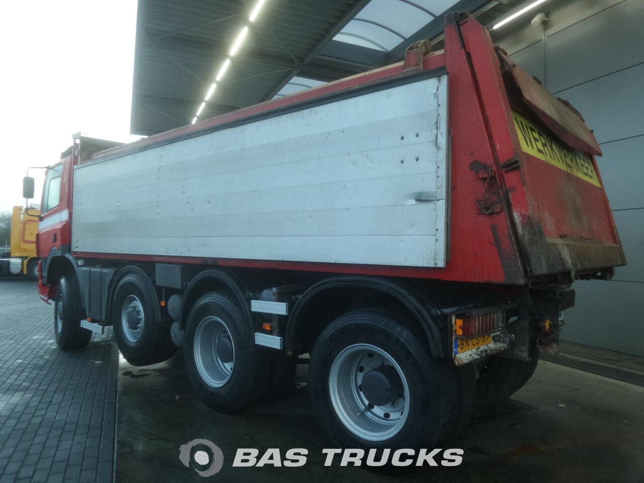 photo de Occasion Camion Ginaf X4345 TSV 8X6 2003
