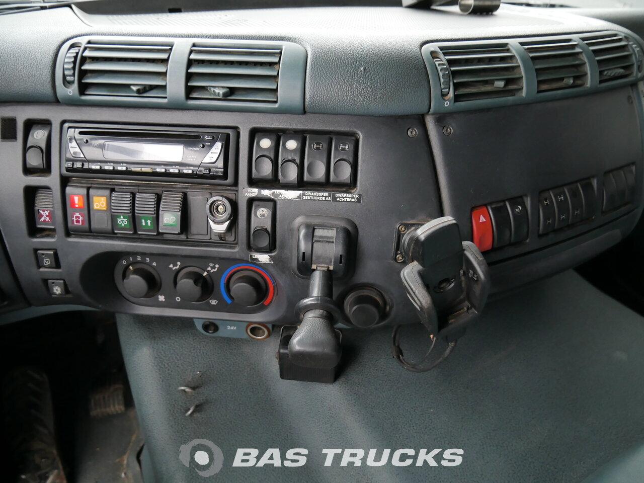 photo de Occasion Camion Ginaf X5450S 480 10X8 2006