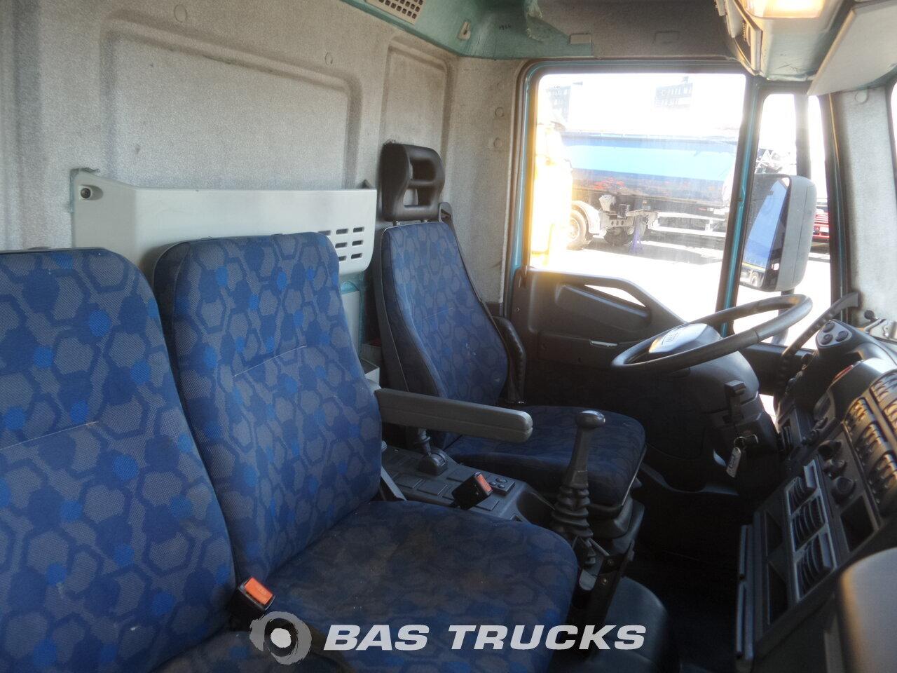 photo de Occasion Camion IVECO Eurocargo ML75E150 4X2 2006