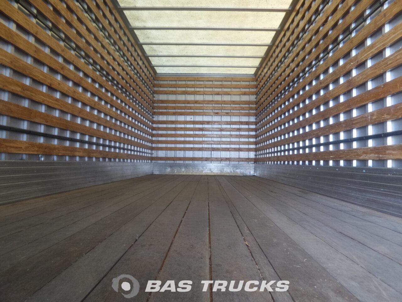 photo de Occasion Camion MAN TGA 18.320 LX 4X2 2008