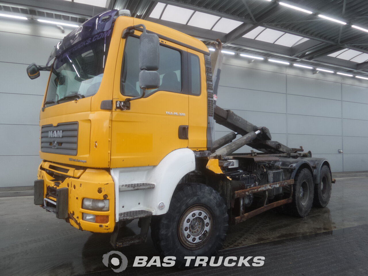 photo de Occasion Camion MAN TGA 26.320 M 6X4 2008