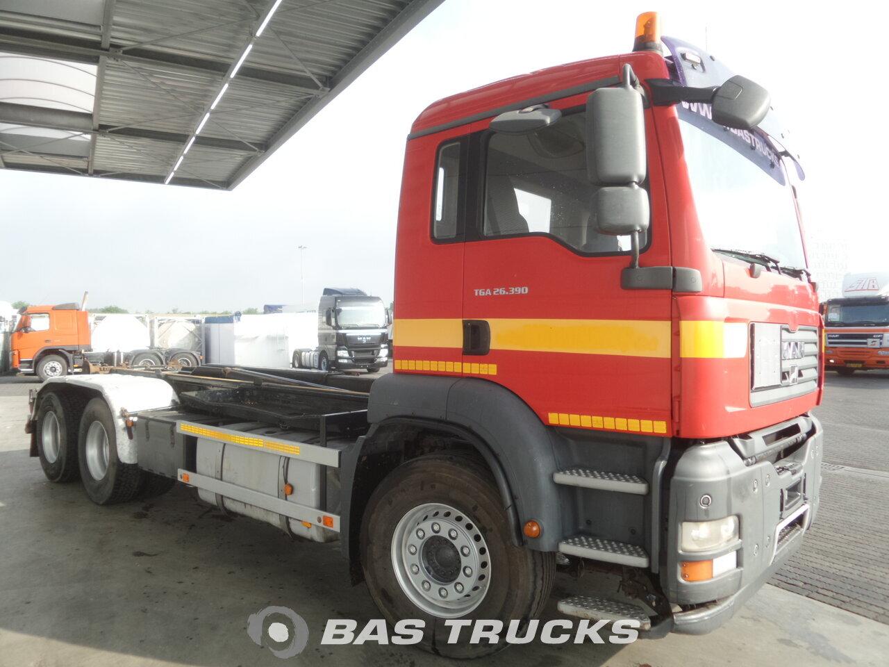 photo de Occasion Camion MAN TGA 26.390 M 6X4 2006
