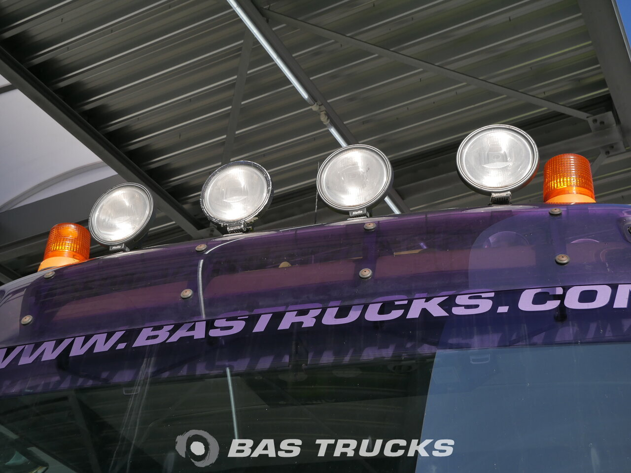 photo de Occasion Camion MAN TGA 35.430 M 8X6 2006