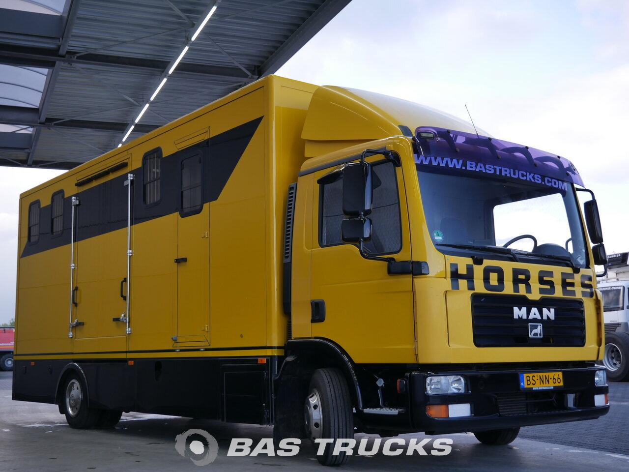 photo de Occasion Camion MAN TGL 8.180 C 4X2 2006