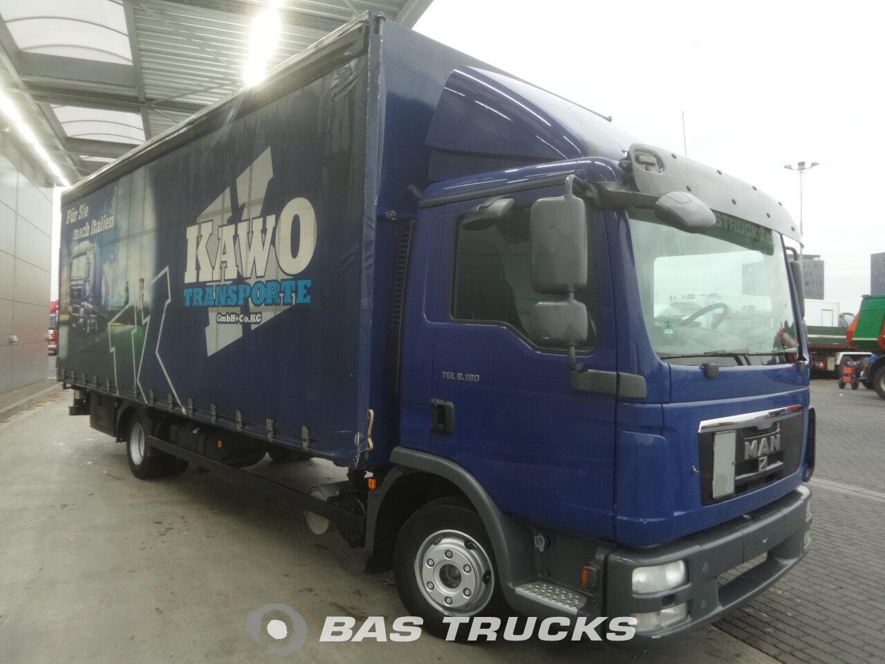 photo de Occasion Camion MAN TGL 8.180 C 4X2 2011