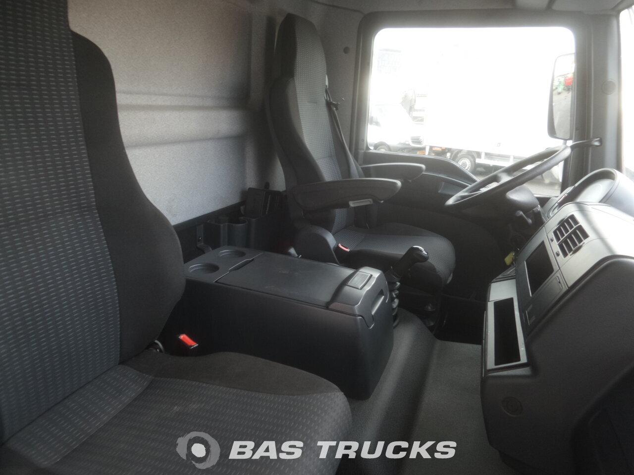 photo de Occasion Camion MAN TGL 8.250 4X2 2012