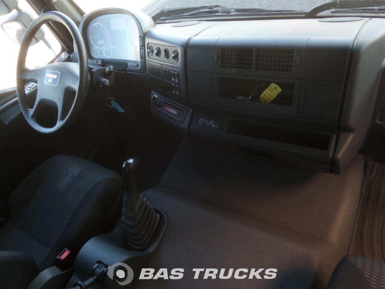 photo de Occasion Camion MAN TGM 15.250 C 4X2 2011