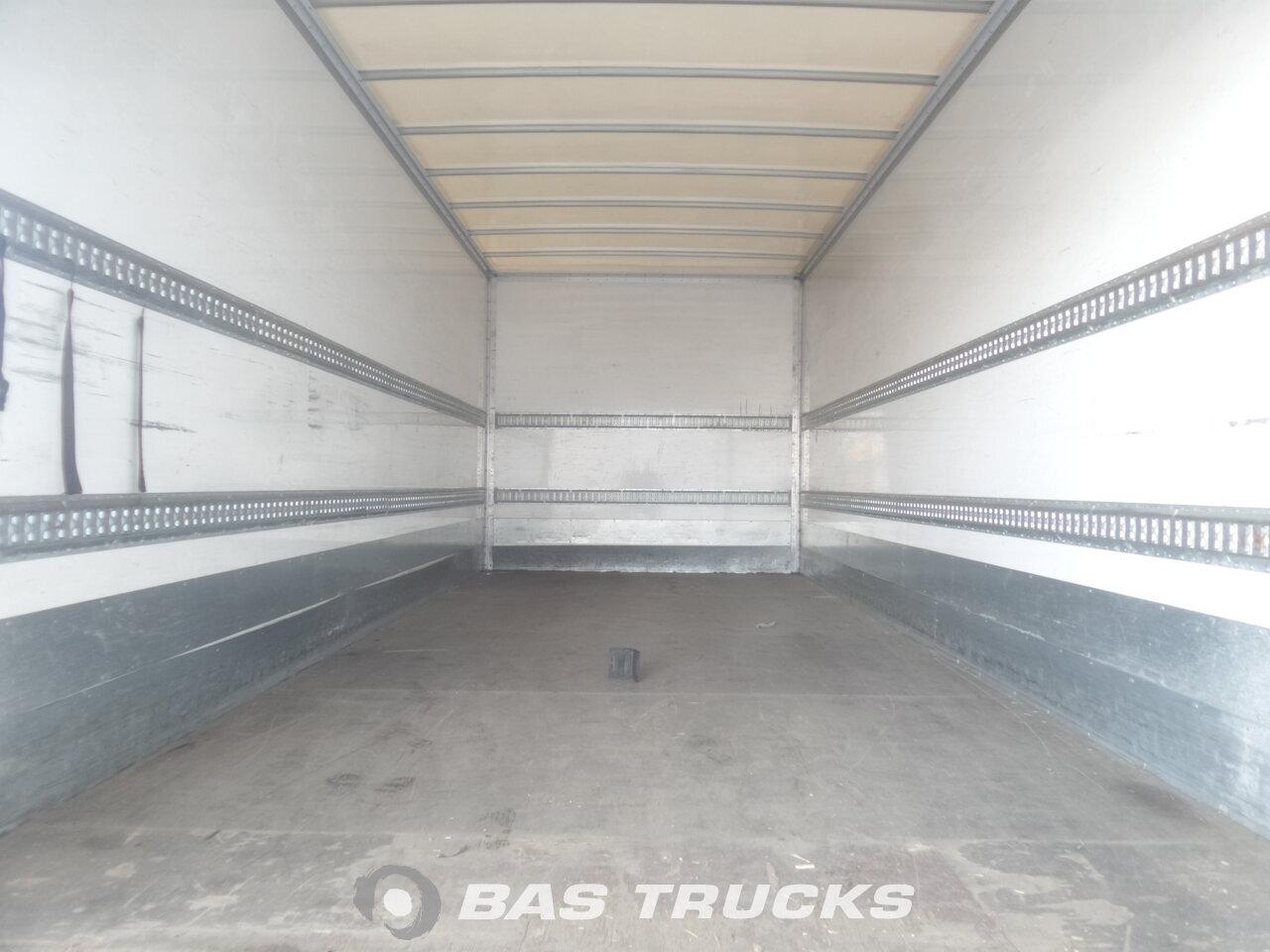 photo de Occasion Camion MAN TGM 15.290 4X2 2011