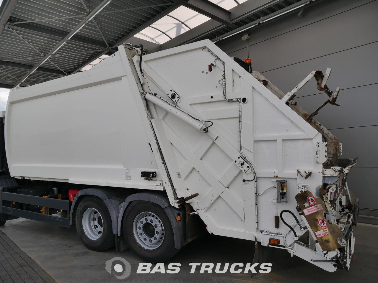 photo de Occasion Camion MAN TGS 28.320 M 6X2 2010