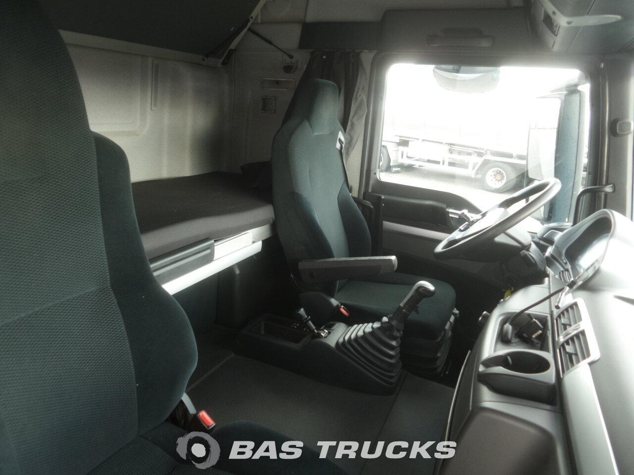 photo de Occasion Camion MAN TGS 28.480 LX 6X2 2009