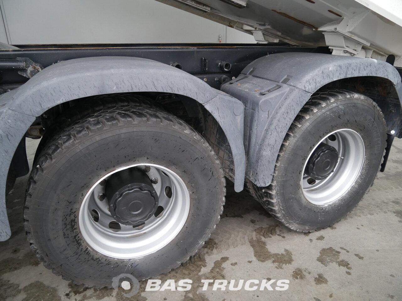 photo de Occasion Camion MAN TGS 41.440 M 8X4 2009