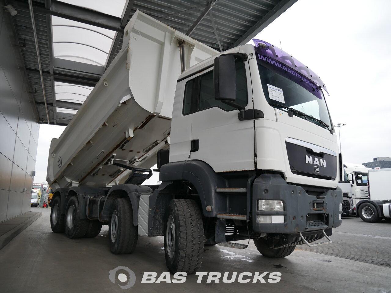 photo de Occasion Camion MAN TGS 41.440 M 8X4 2010