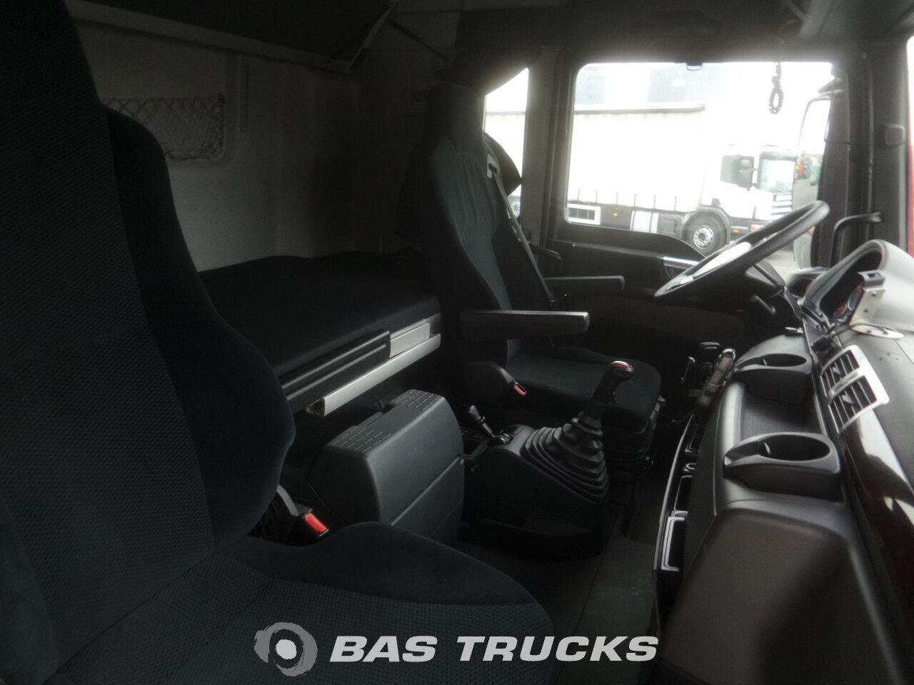 photo de Occasion Camion MAN TGX 26.480 XLX 6X2 2009