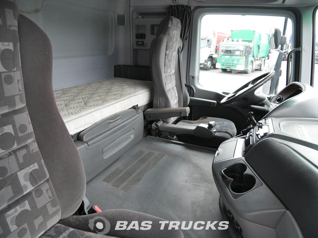 photo de Occasion Camion Mercedes Actros 1832 LS 4X2 2007