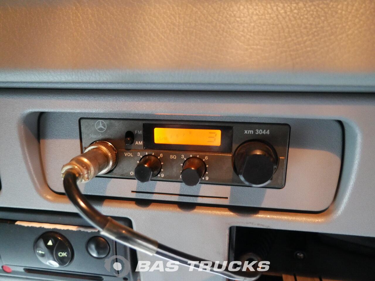 photo de Occasion Camion Mercedes Actros 2544 L 6X2 2008