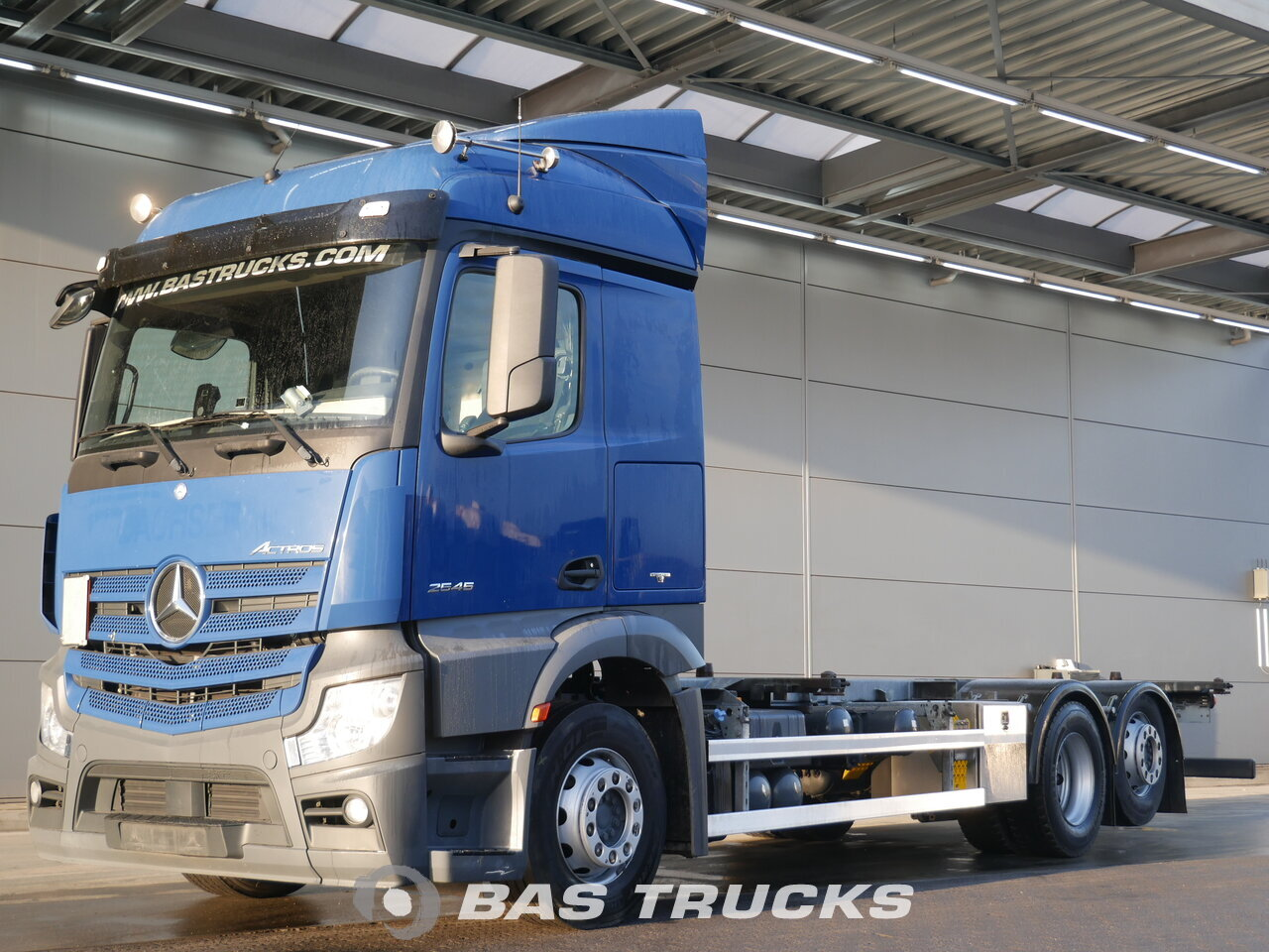 mercedes actros 2545 l camion euro 6 36900 bas trucks. Black Bedroom Furniture Sets. Home Design Ideas