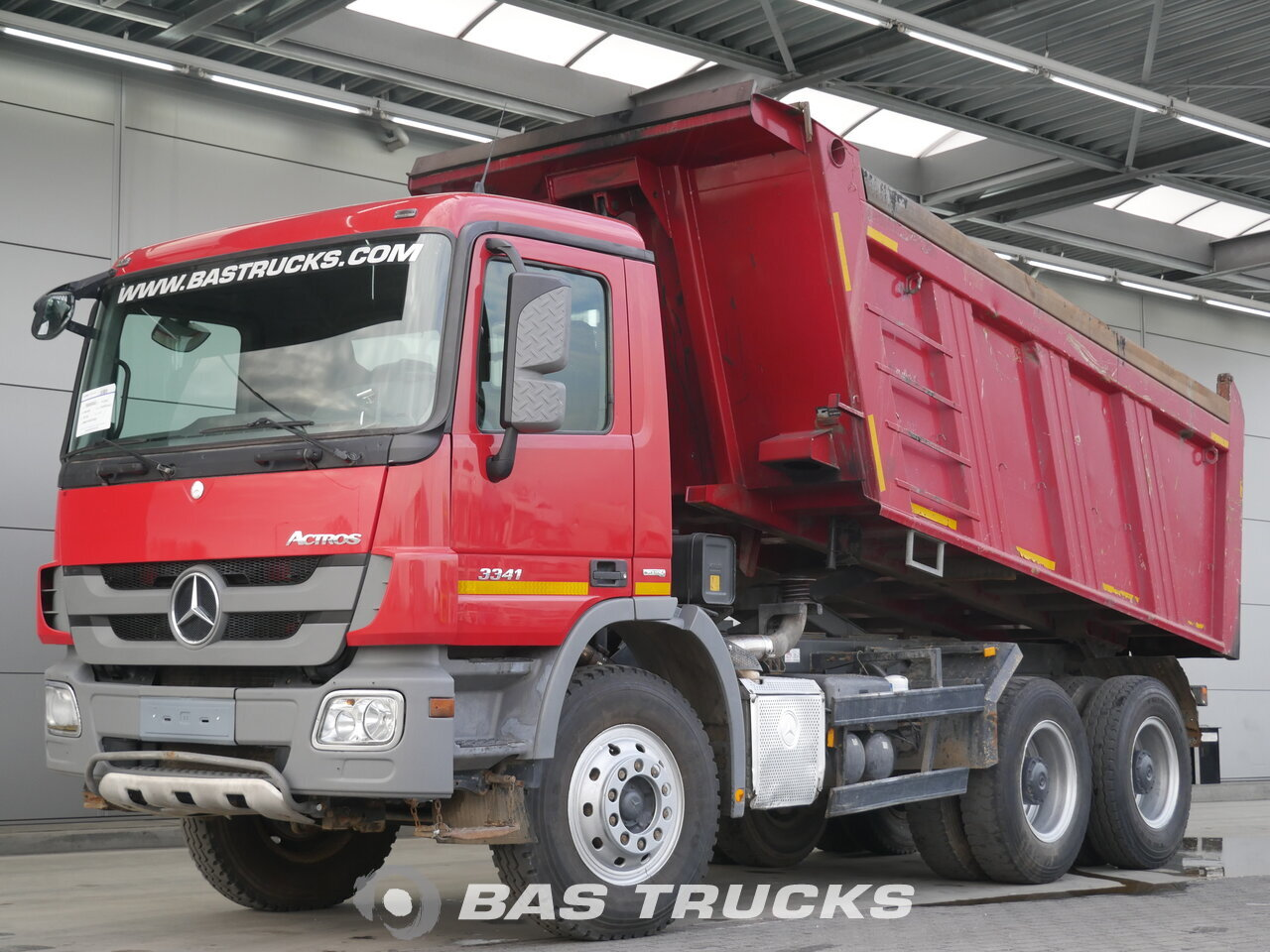 mercedes actros 3341 k camion euro 5 51500 bas trucks. Black Bedroom Furniture Sets. Home Design Ideas