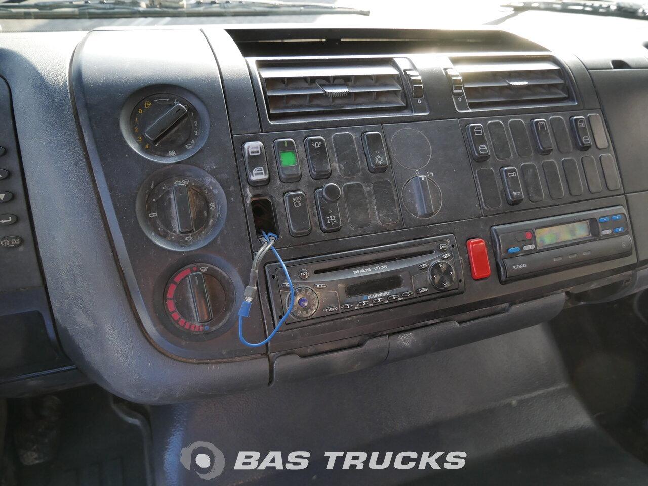 photo de Occasion Camion Mercedes Atego 1823 K 4X2 2004