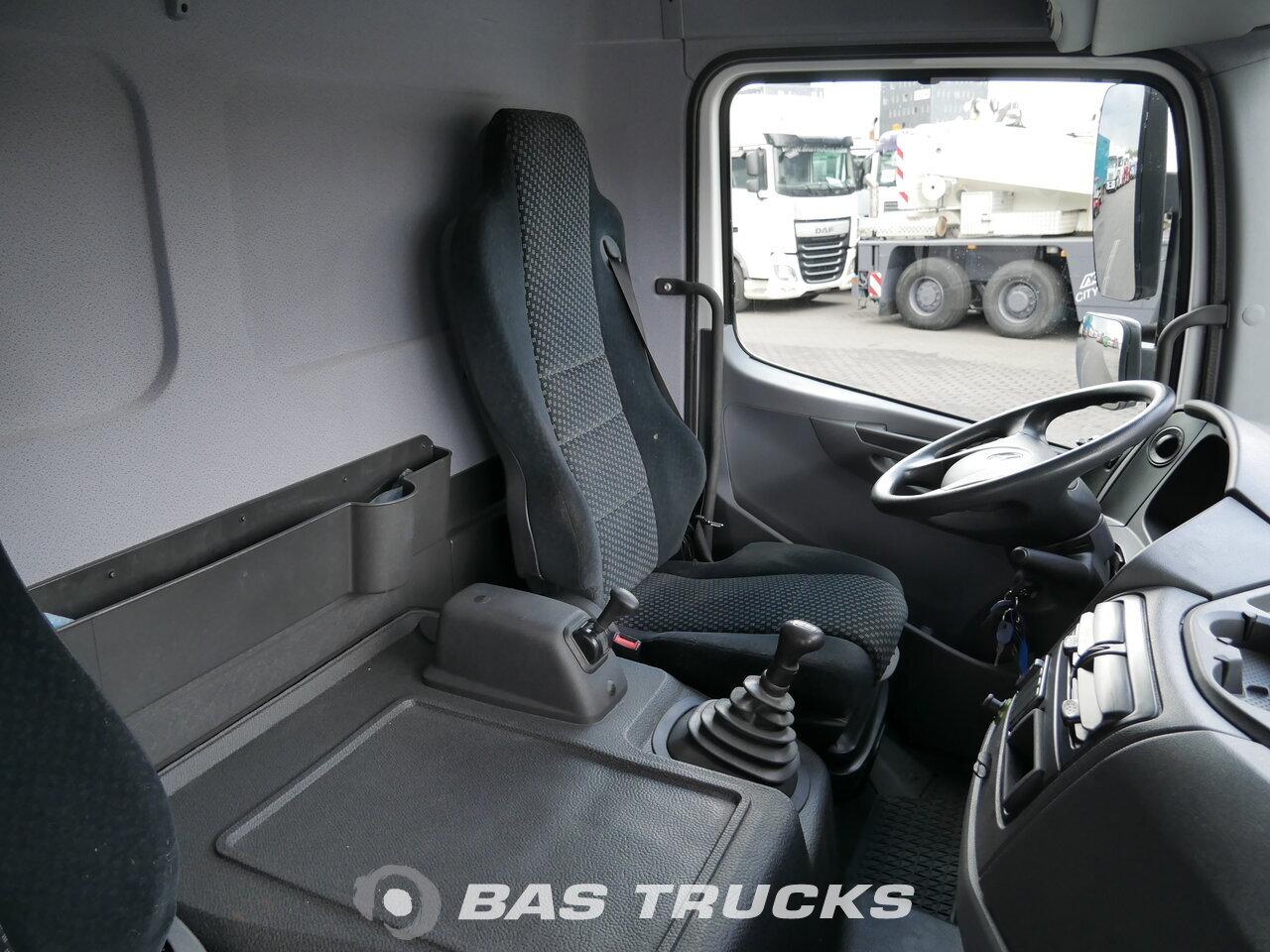 photo de Occasion Camion Mercedes Atego 816 L 4X2 2013