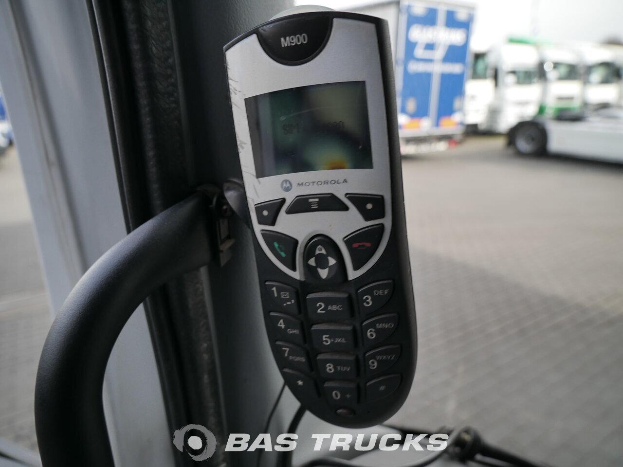photo de Occasion Camion Mercedes Atego 818 4X2 2006